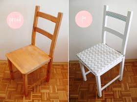 Metamorfoza krzesła