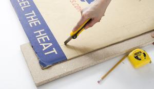 Krok I - Przygotowanie kartonów